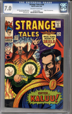 Colorado Comics - Strange Tales #148  CGC 7.0