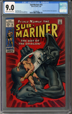Colorado Comics - Sub-Mariner #15  CGC 9.0