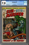Colorado Comics - Sub-Mariner #48  CGC 7.0