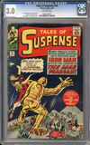 Tales of Suspense #44  CGC 3.0