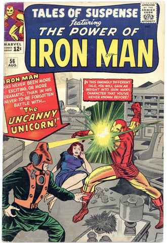 Tales of Suspense #56 VG+