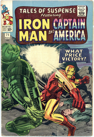 Tales of Suspense #71 G/VG