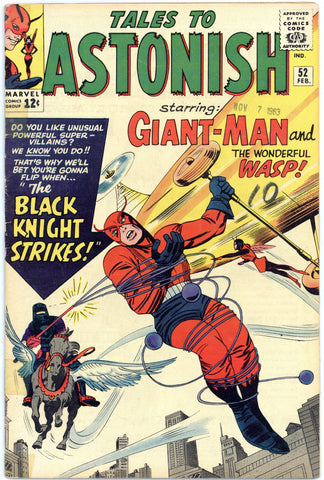 Tales to Astonish #52 VG+