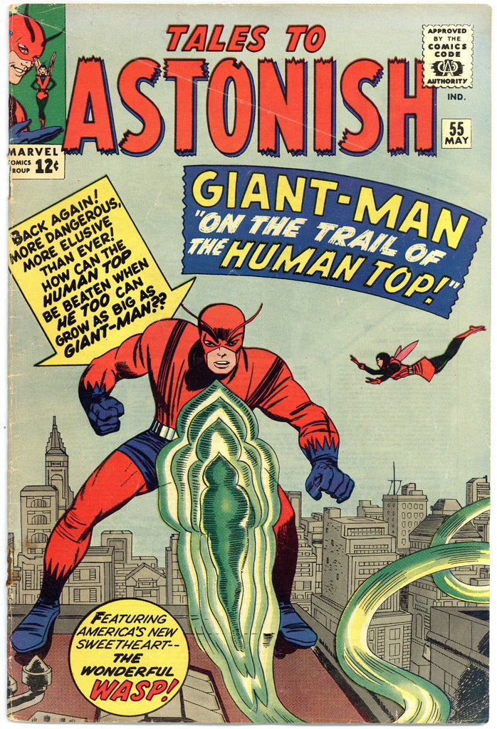 Tales to Astonish #55 VG+