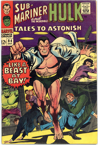 Tales to Astonish #84 G/VG