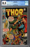 Colorado Comics - Thor #181  CGC 8.5