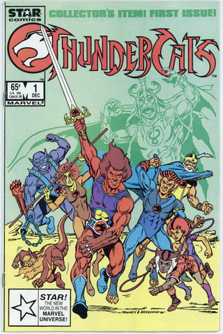 Thundercats #1 VF/NM