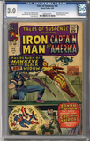 Colorado Comics - Tales of Suspense #64  CGC 3.0