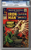 Colorado Comics - Tales of Suspense #87  CGC 8.0