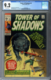 Tower of Shadows #6 CGC 9.2