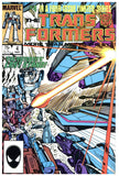 Transformers Limited Series #4 NM+