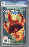 Ultimate Fantastic Four #11 CGC 9.6