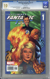 Ultimate Fantastic Four #1  CGC 10