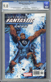 Ultimate Fantastic Four #4  CGC 9.8