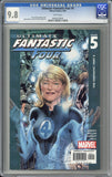 Ultimate Fantastic Four #5  CGC 9.8