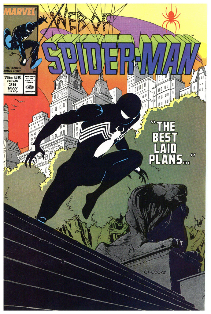 Web of Spider-man #26 NM+