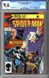 Web of Spider-man #29 CGC 9.6