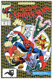 Web of Spider-man #50 NM+