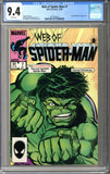 Web of Spider-man #7 CGC 9.4