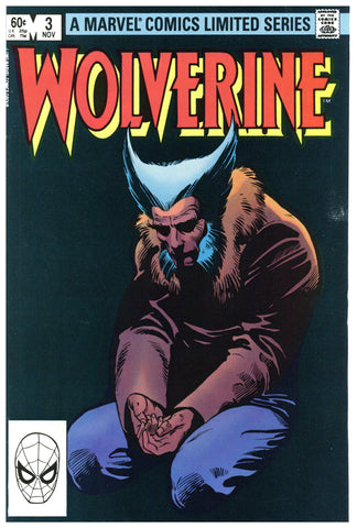 Wolverine Limited Series #3 NM