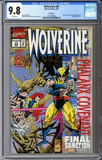 Colorado Comics - Wolverine #85  CGC 9.8