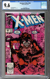 Colorado Comics - Uncanny X-Men #260  CGC 9.6