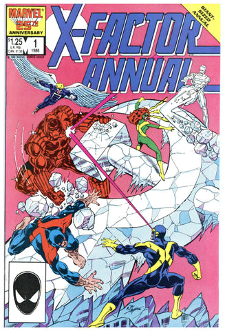 X-Factor Annual #1 NM