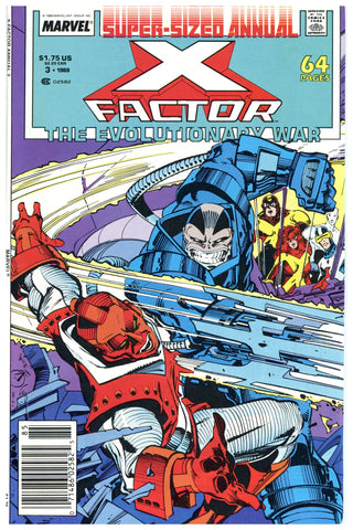 X-Factor Annual #3 NM+