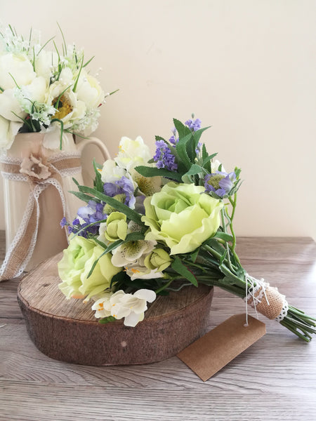 Meadow Flowers Wedding Bouquet