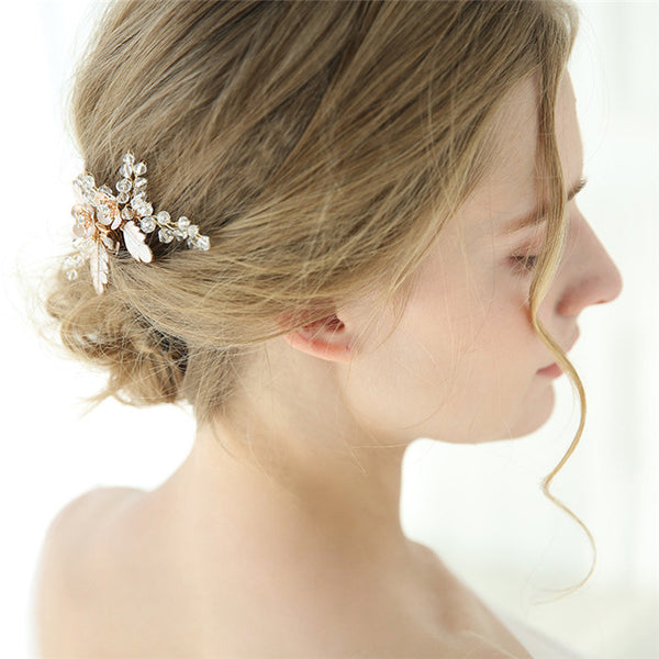 Hetty- Bridal Hair Comb Set