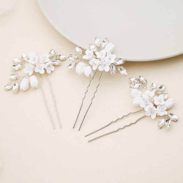 Izzie - Bridal Hair Pins