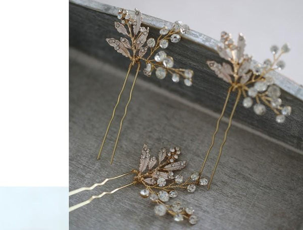 Esther - Bridal Hair Pins