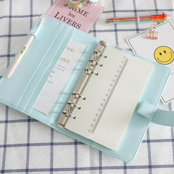 Stylish A5/A6 Planner perfect to create your own wedding planner