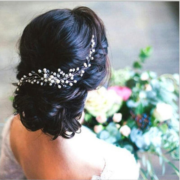 Clancy Bridal Hair Comb