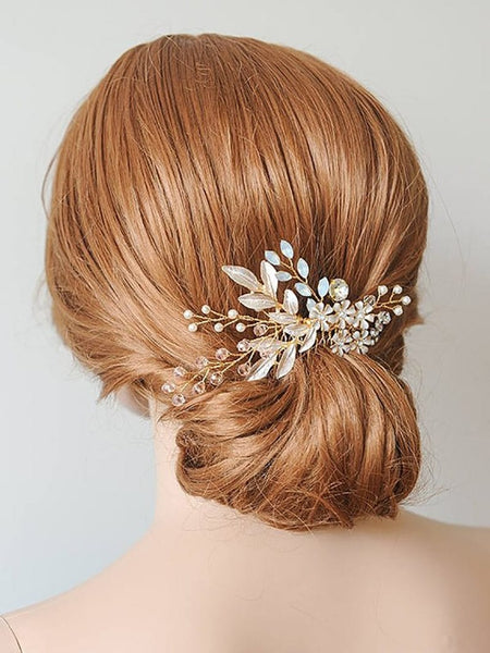 Lilly Bridal Hair comb