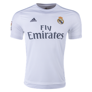 56b035d4d Sale 2015-16 Real Madrid Home Jersey