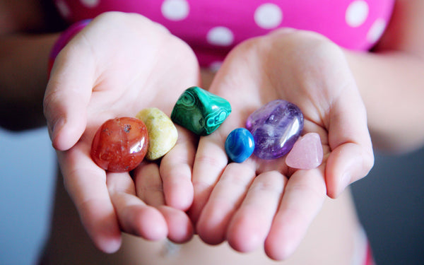 Our top five favourite crystals for beginners