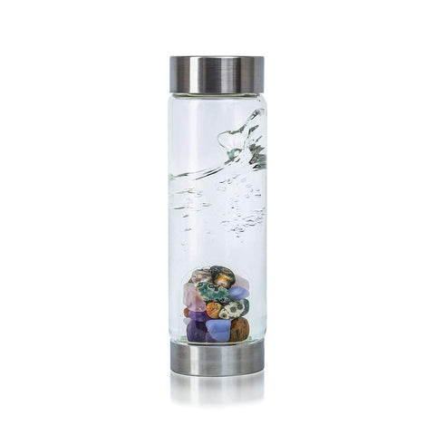 VitaJuwel Five Elements VIA Gemwater Bottle