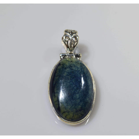 Vivianite 925 Sterling Silver Pendant