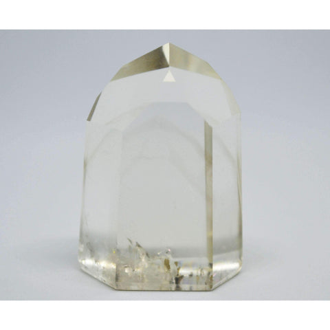 Natural Citrine Crystal Generator with phantom inclusions