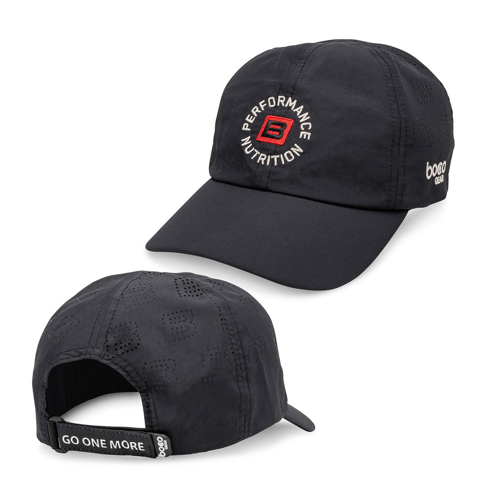 Go One More Endurance Hat (Black - One Size Fits All)