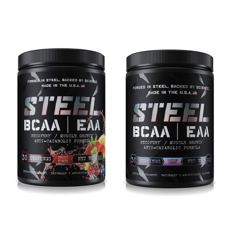 BCAAS|EAAS Twin Pack