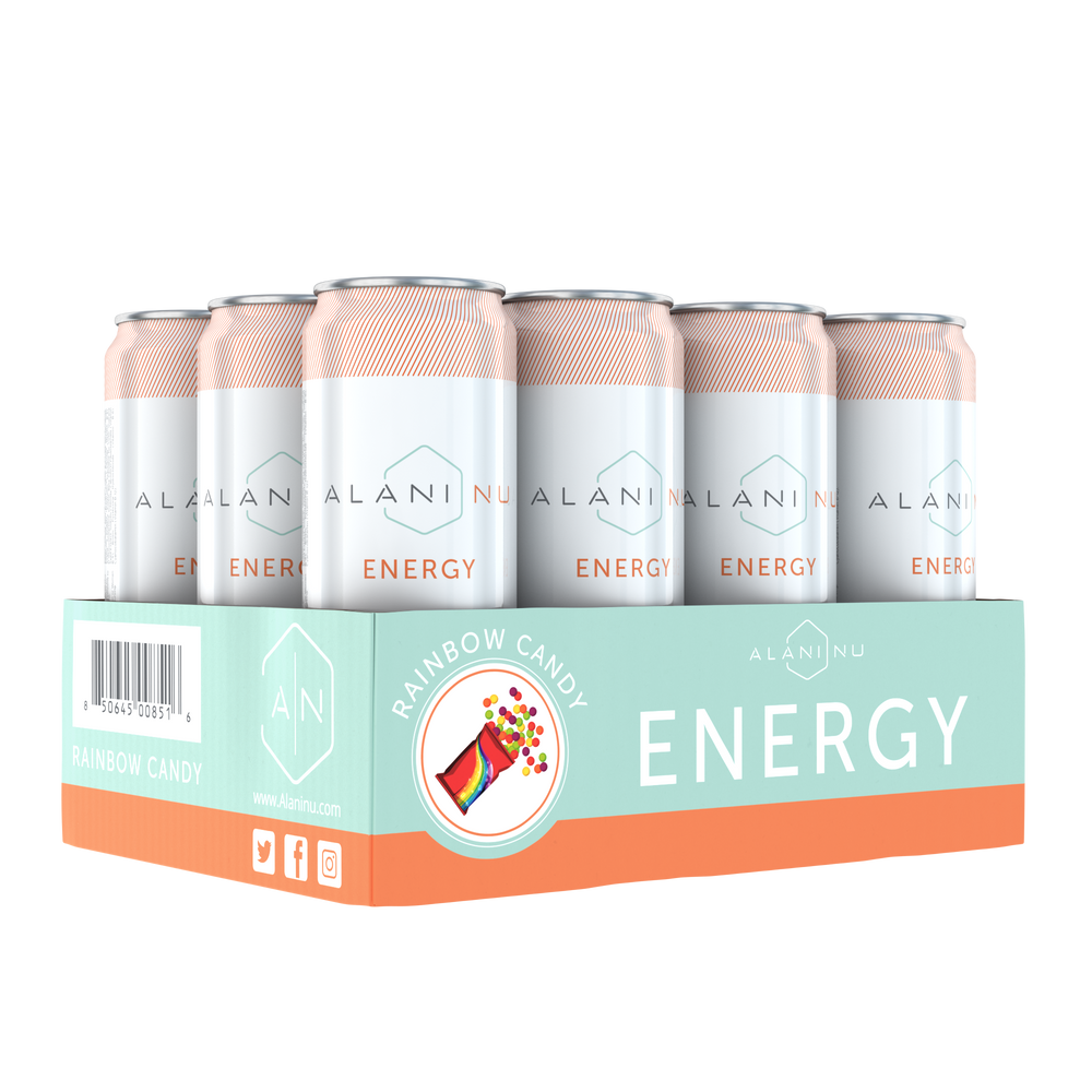 Energy Drinks (12 Pack)