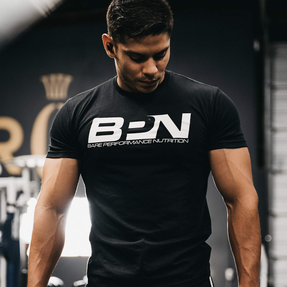Bare Performance Nutrition - Classic T-shirt (Black)