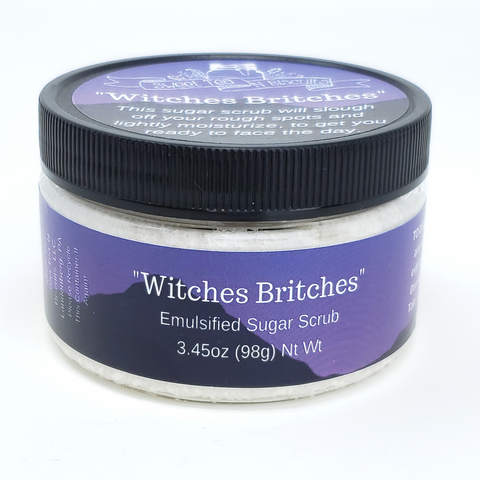 Witches Britches - Emulsified Sugar Scrub Body Polish