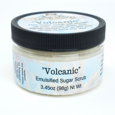 Volcanic - Emulsified Sugar Scrub Body Polish