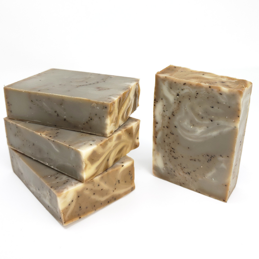 Macchiato Madness - Handmade Cold Process Coffee Soap