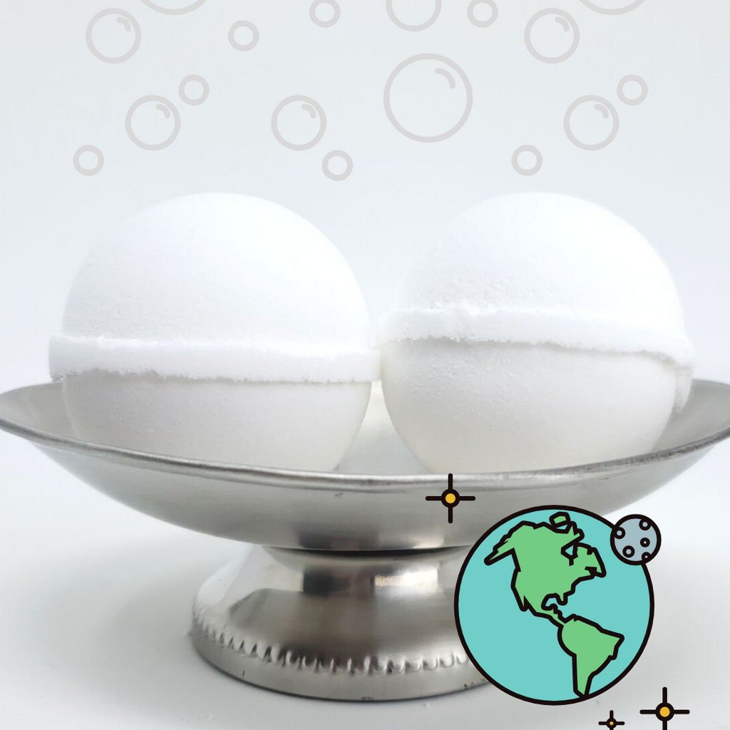 Bubble Bomb - Mother Earth Essential Oil Scented Bubble Bath Fizzies-Sweet Tea 'N Biscuits