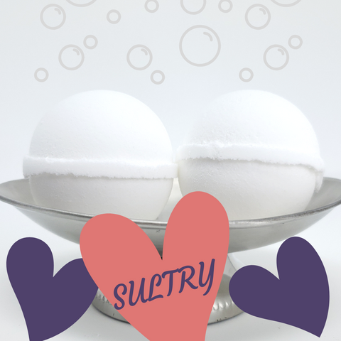 Bubble Bomb - Sultry Scented Bubble Bath Fizzies-Sweet Tea 'N Biscuits