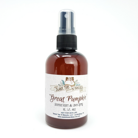 Great Pumpkin - Room & Linen Spray